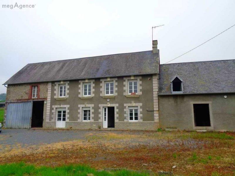 Annonce vente maison percy 50410 105 m 74 000 for Renover une maison de campagne