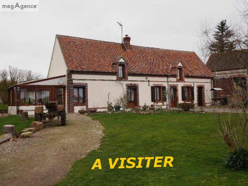 Achat maison verneuil sur avre 27130 6 pi ces 165m for Achat maison verneuil sur seine