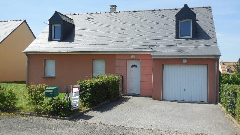 Annonce vente maison alen on 61000 74 m 167 000 for Maison france confort alencon
