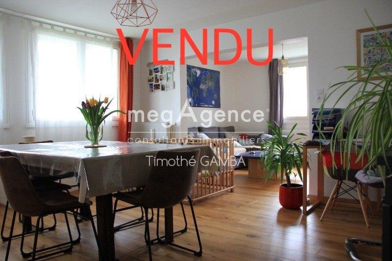 Achat Appartement à Nantes 44300 4 Pièces 82m²