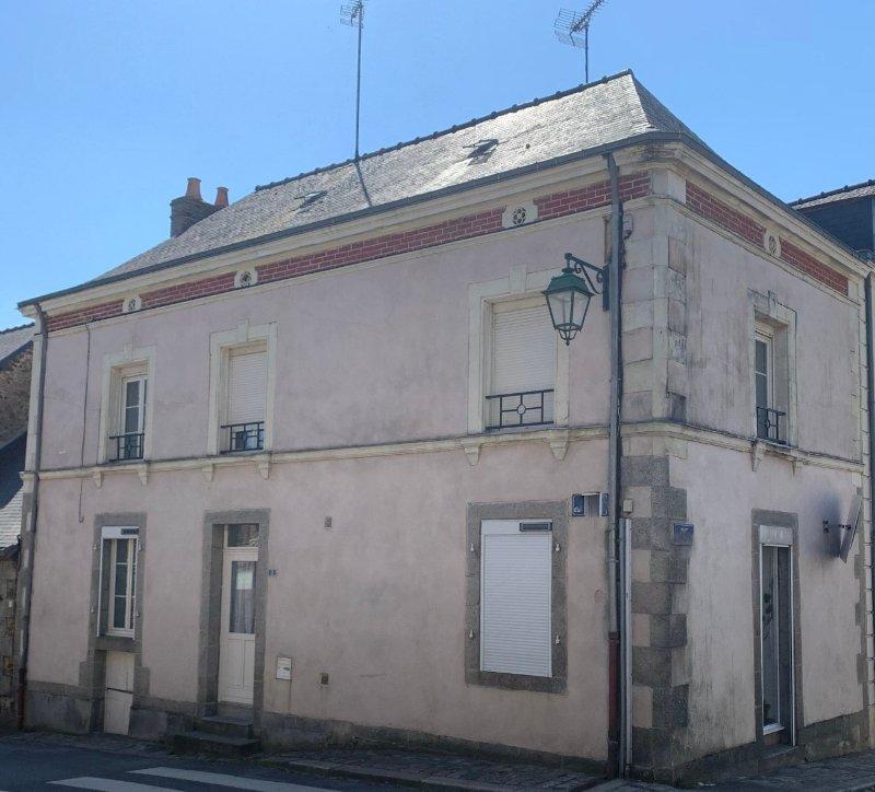 Achat  Maison  Argentre-Du-Plessis, 35370 - 5 Pices -7361